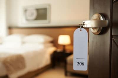 Segnaletica per hotel