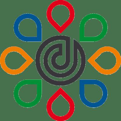 Logo Diadromì, percorsi senza confini