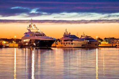 Segnaletica IMO per yacht