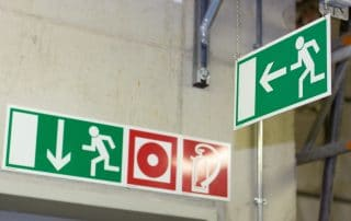 segnaletica aziendale o di sicurezza
