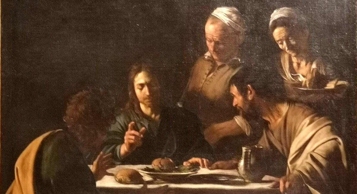 Cena di Emmaus
